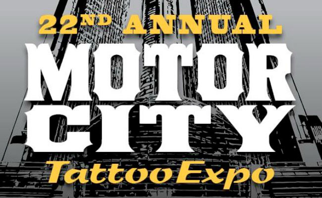I'll be doing the 22nd annual Motor City tattoo Convention March 3rd-5th