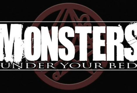 I'll be doing a guest spot at Tommy Lee Wendtner's  Shop Monsters Under Your Bed