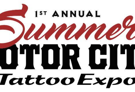 I'll be at the summer Motor City Expo in Detroit, Michigan August 18th-20th