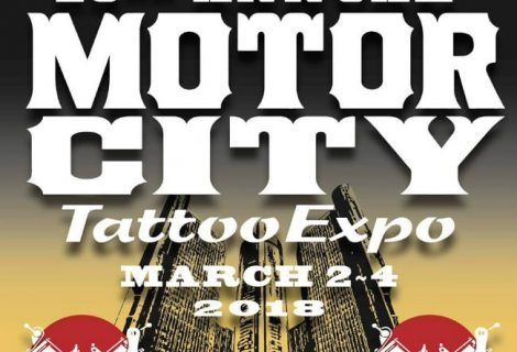 Motor City Tattoo Convention