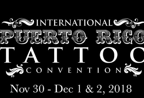 I'll be doing the Puerto Rico Tattoo Convention