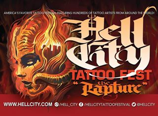 I'll be attending the Columbus, Ohio tattoo Convention