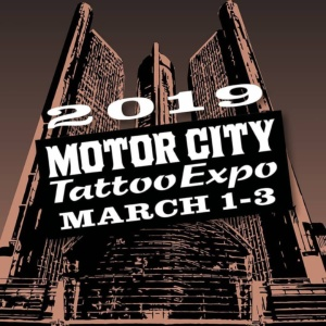 I'll be attending Detroit, Michigan Tattoo Convention