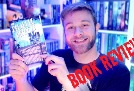 Teaser trailer for a review of my new book