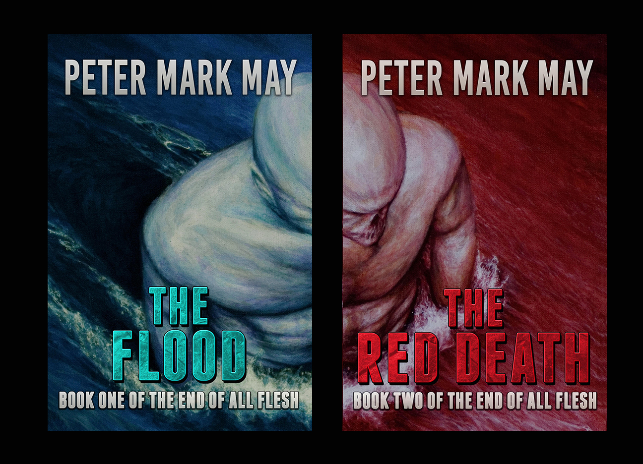 Two new book covers