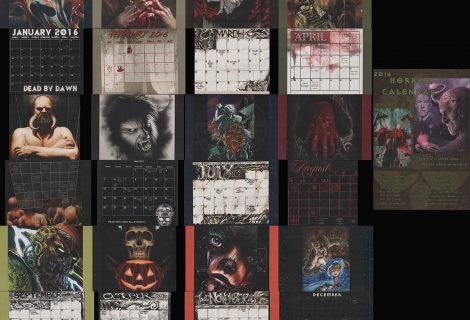 The 2016 Horror Calendar Fiasco