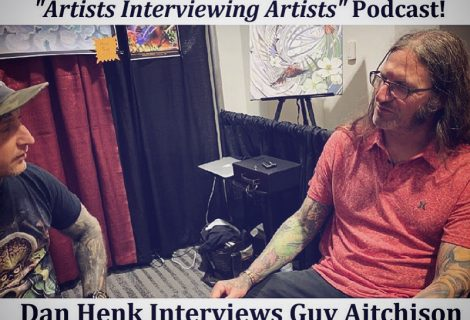 Artists interviewing Artists
