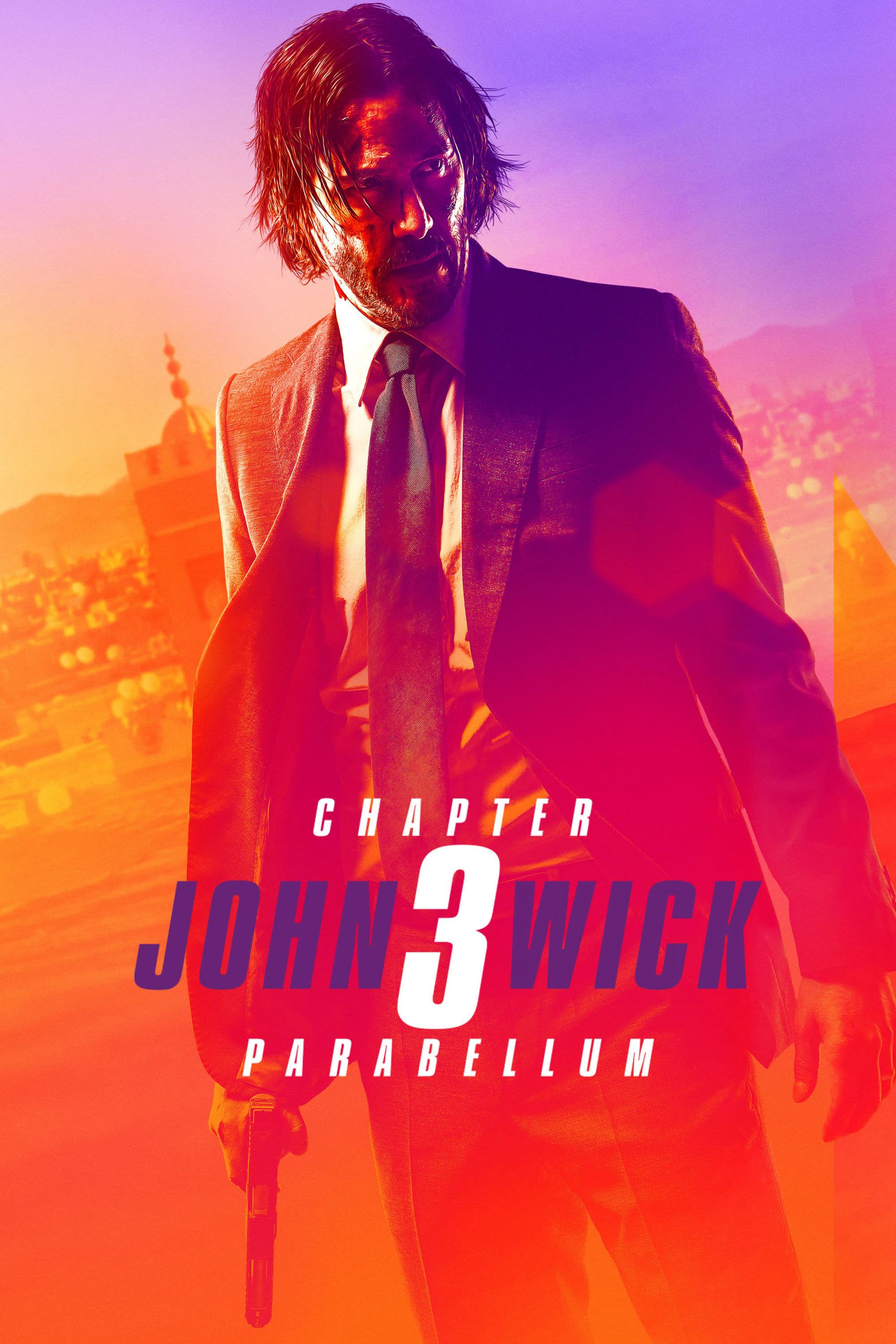 I finally saw John Wick 3